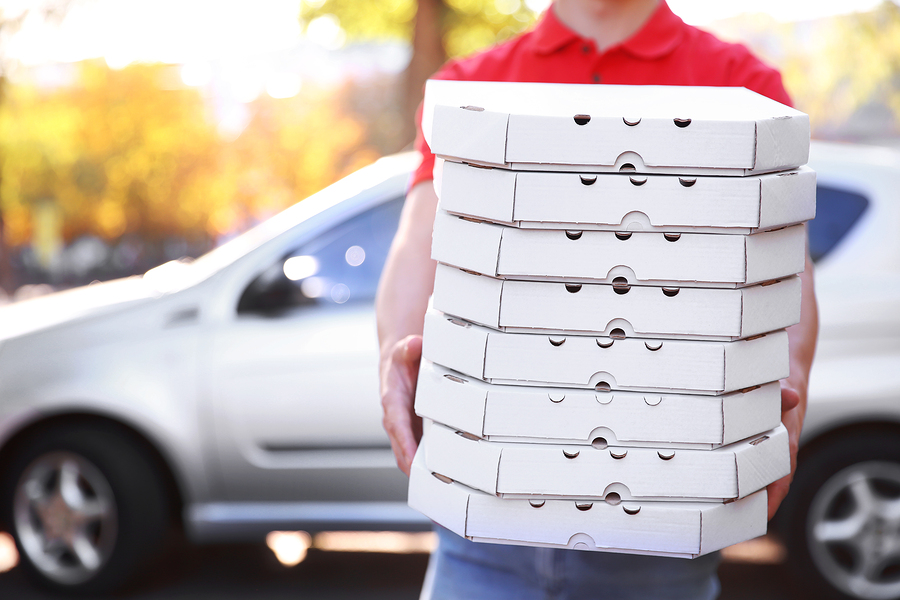 Proper insurance coverage for food delivery service in Lynnwood, WA
